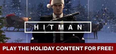 "Free Hitman ""holiday pack"" op steam, PSN en xbox"