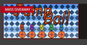 Gratis game JUMPBALL t.w.v. €0,99 (Steam) @ Indie Gala