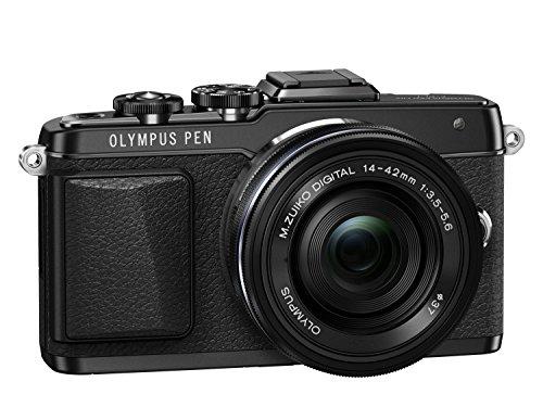 Olympus PEN E-PL7 + 14-42mm EZ Pancake  voor €494,30 @ Amazon.fr