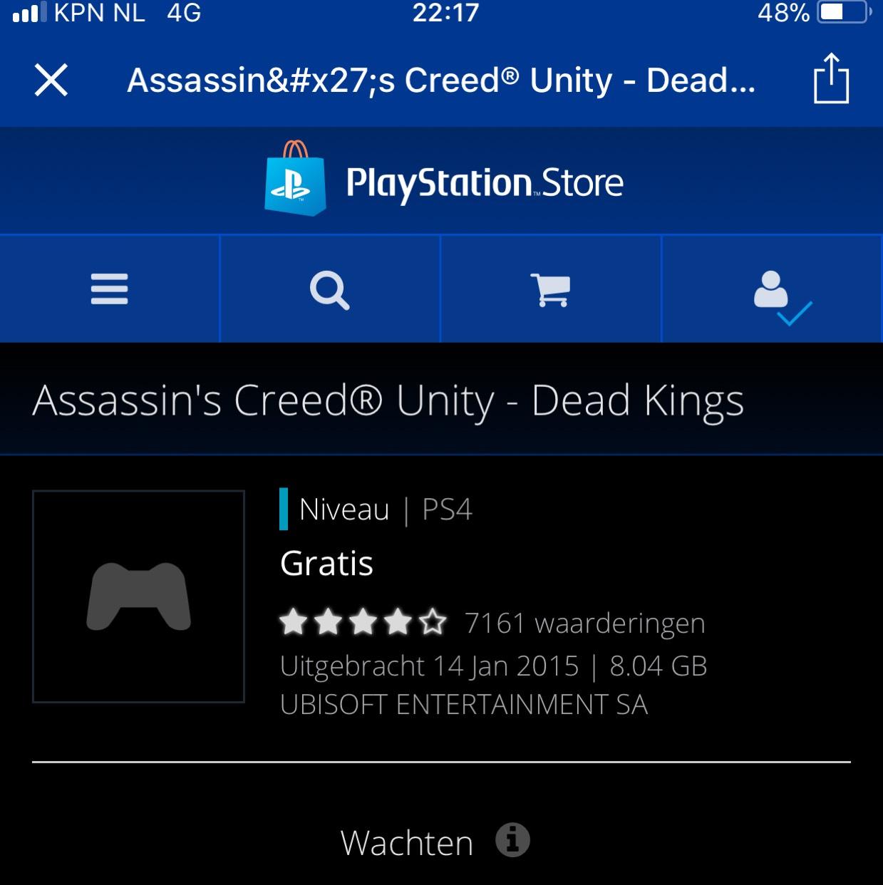 Gratis DLC voor assasin's creed unity