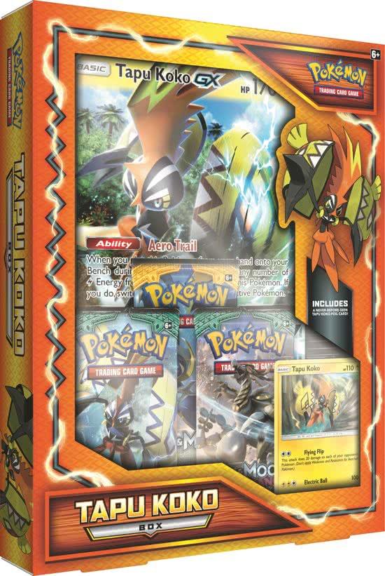 Update: Pokemon kaarten box bij bol.com (van € 24,99 voor € 12,99 excl. € 2,49 verzendkosten)