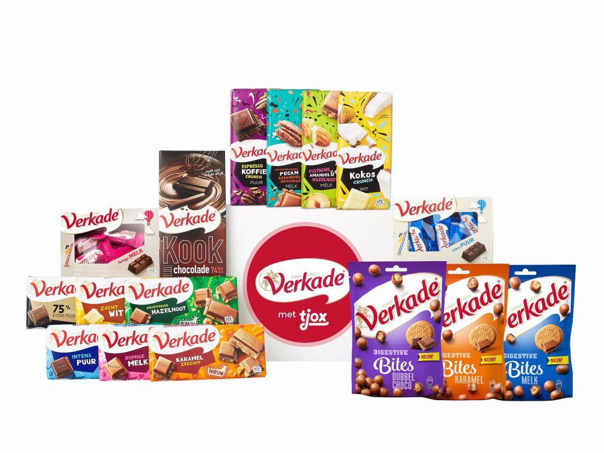 Verkade Chocolade box (Van 29,95 voor 19,95 incl verzending!)