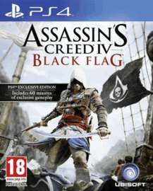 PS4-game Assassin's Creed IV: Black Flag (preowned) voor €34