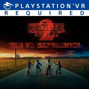 Gratis Netflix Stranger Things 2: The VR Experience @ PSN UK
