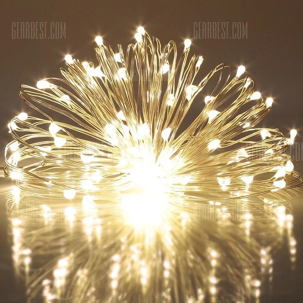 5 meter LED strip met 50 lampjes @ Gearbest