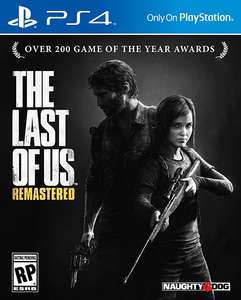 The Last of Us Remastered (PS4) (download code) voor €14,07  @ Boxeddeal