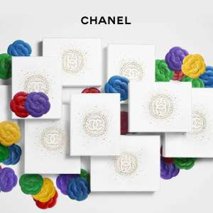 Gratis exclusieve collector's Chanel box cadeau