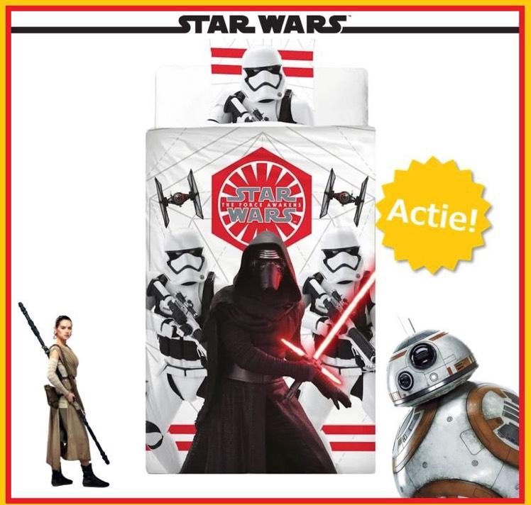 Dekbedovertrekset 140 x 200 Star Wars