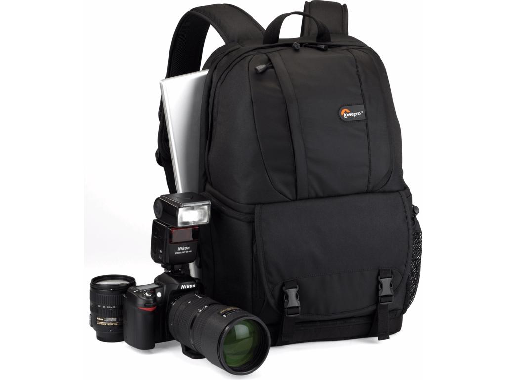 Lowepro Fastpack 250 zwart (was €129)