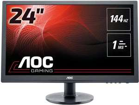 "AOC G2460FQ 24"" Full HD Gaming Monitor 144Hz voor €179 @ Bol.com"