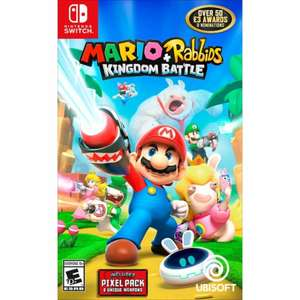 Nintendo Switch Mario + Rabbids Kingdom Battle €34,95 @bart smit @intertoys