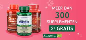 Voedingssupplementen 2e gratis @ Holland & Barret (Tuinen)