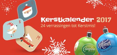 Gratis dinerjaarkaartvoucher voor 3x reserveren @eurosparen adventkalender