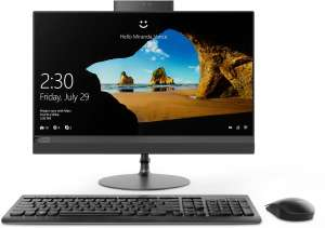 Lenovo 520-22AST F0D6000RNY All-in-One Desktop voor €399 @ bol.com