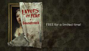 Gratis Layers of Fear met Soundtrack (Steam key)