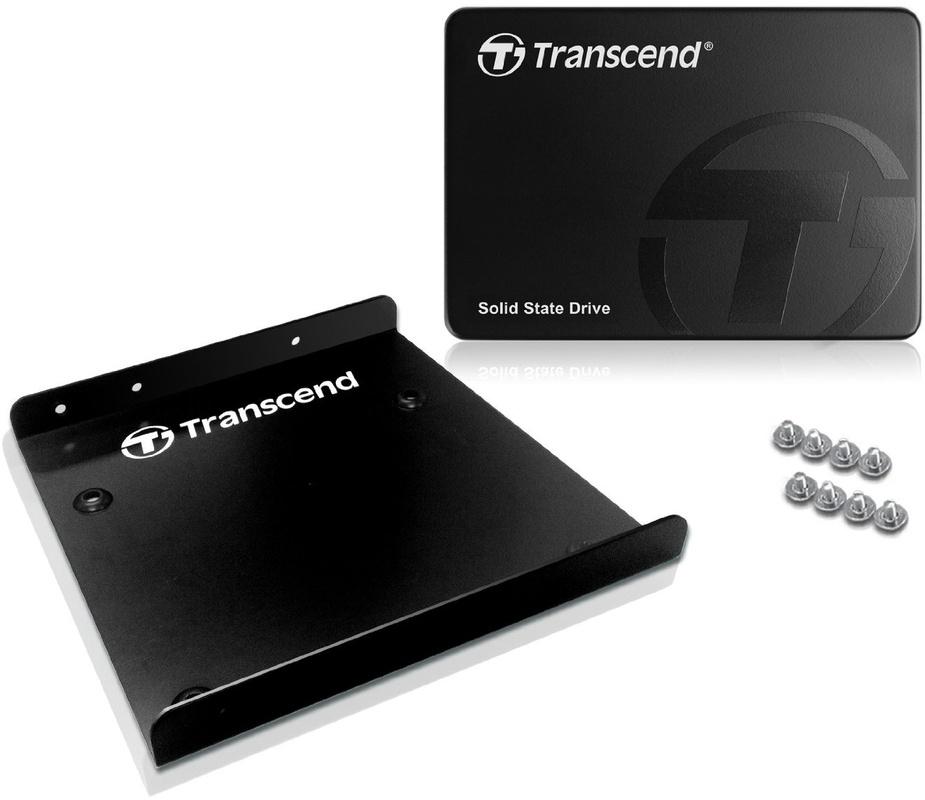 Transcend SSD340K 256GB voor €88 @ Paradigit