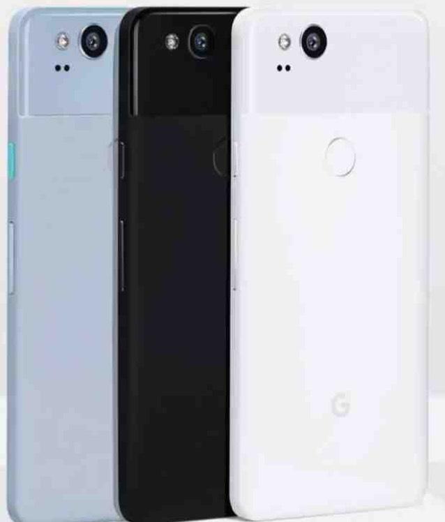 Grensdeal, Google pixel 2 voor 649,-