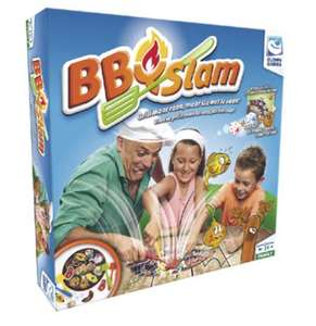 Bbq Slam gezelschapsspel €5,08 @ Intertoys