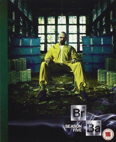 Breaking Bad: The Complete Series (Blu-ray) voor  € 83,05 @ Amazon.co.uk