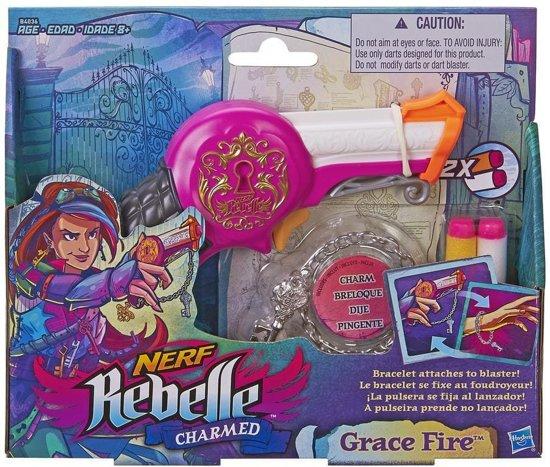 Nerf Rebelle Charmed Grace Fire €3,74 @ Kruidvat