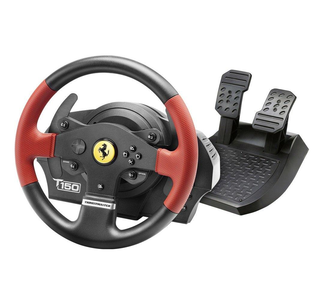 Thrustmaster T150 Ferrari Edition @ Azerty