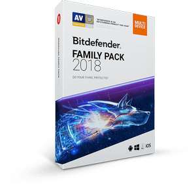 Fikse kortingen bij de #1 onder de AV, Bitdefender, 5 devices 1 jaar