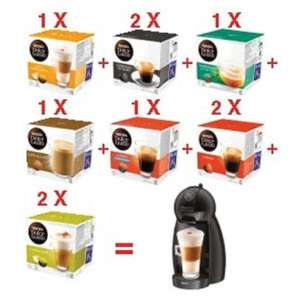 Dolce Gusto + Cups