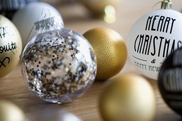 50% korting op heel veel kerst decoratie bij Wibra