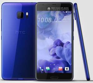 HTC U Ultra 4GB/64GB Blue voor €255 @ Bol.com