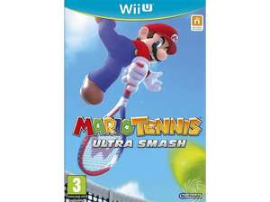 Mario Tennis Ultra Smash WII U €12 @ Media Markt