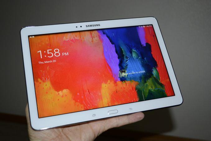 """Samsung Galaxy TabPRO 10.1"""" tablet voor € 299 @ Scheer en Foppen"""