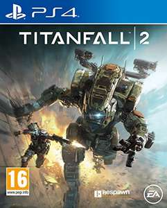 Titanfall 2 €15 incl @ Amazon UK