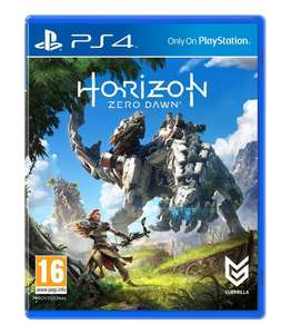Horizon: Zero Dawn (PS4) voor €24,50 @ Coolshop