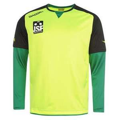 Diadora Trainingsshirt longsleeve €1,55 S/M @Sportsdirect