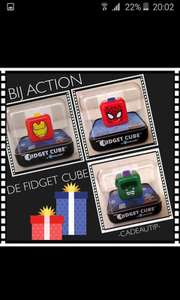 Action, Marvel Fidget cube nu €7,99 elders €10