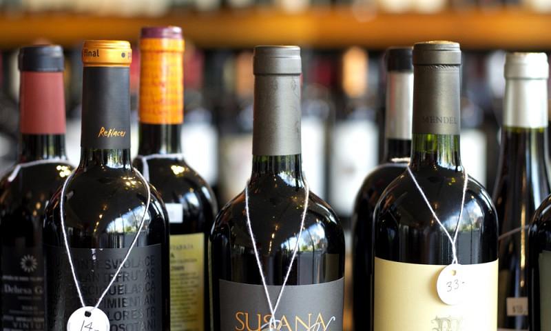 15% korting op wijnen van Colruyt