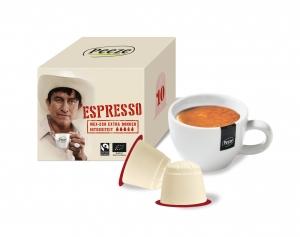 Gratis koffiecapsules proefsetje @ Peeze