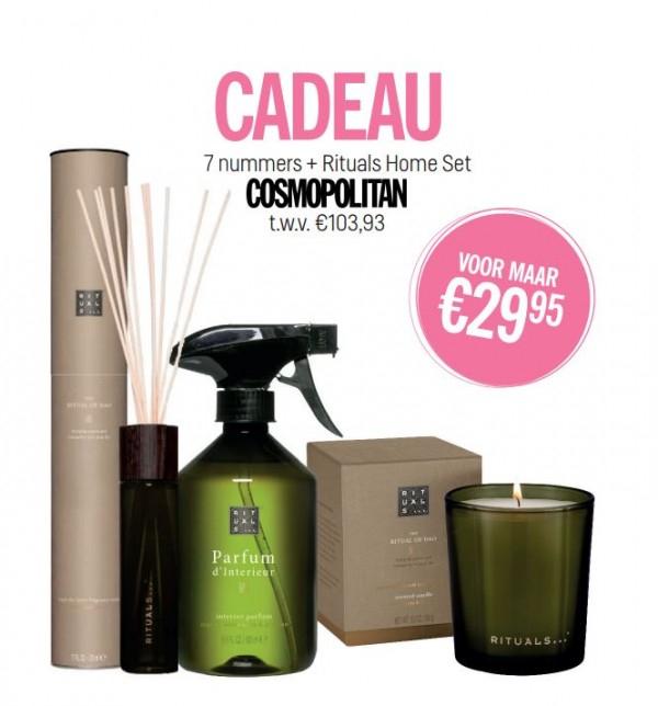 7x Cosmopolitan + The Ritual of Dao home set