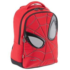SAMSONITE MARVEL WONDER RUGZAK SPIDERMAN ICONIC