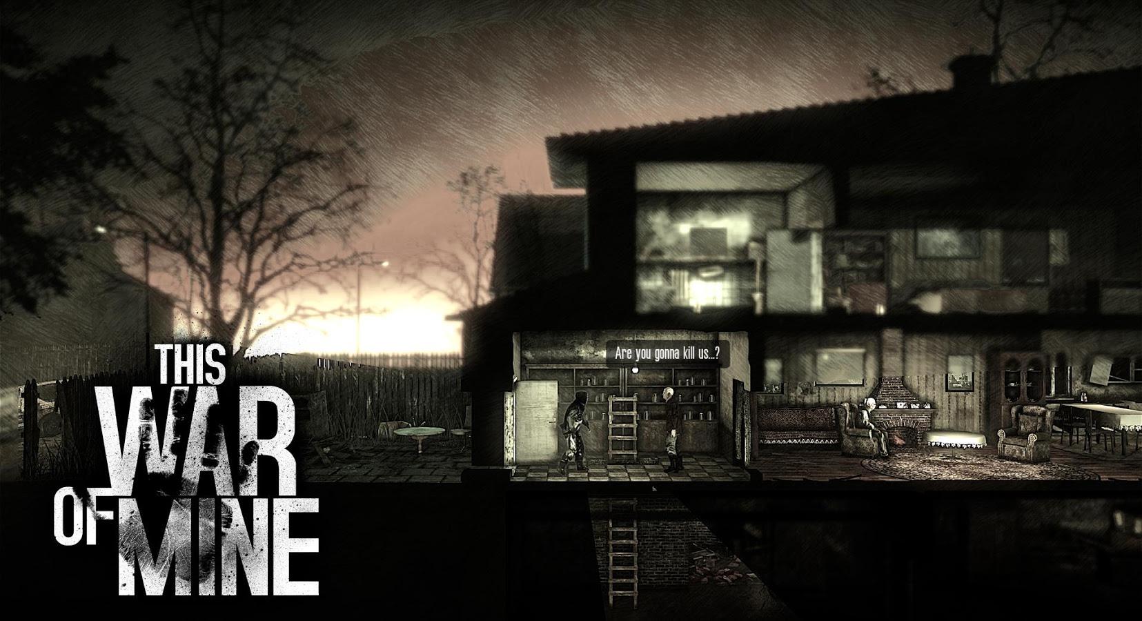 This War of Mine. Van €11,99 voor €1,39 @Google Play