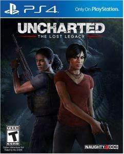 Uncharted: The Lost Legacy PS4 Voor 13 euro.