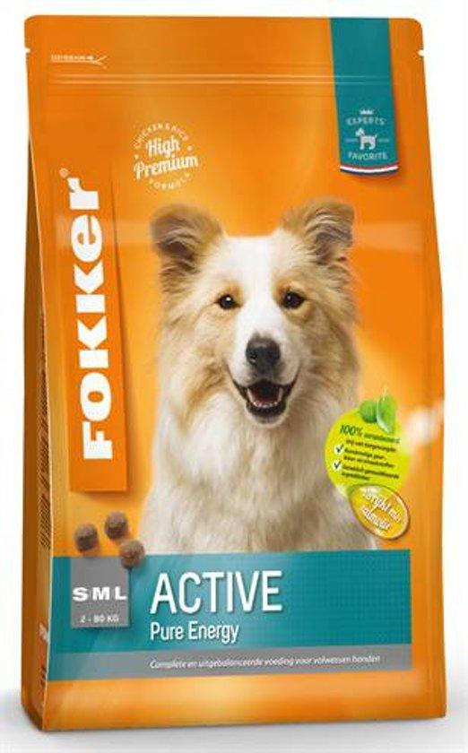 Prijsfout: Fokker active hondenvoer 13 kg @ BOL (Plaza)
