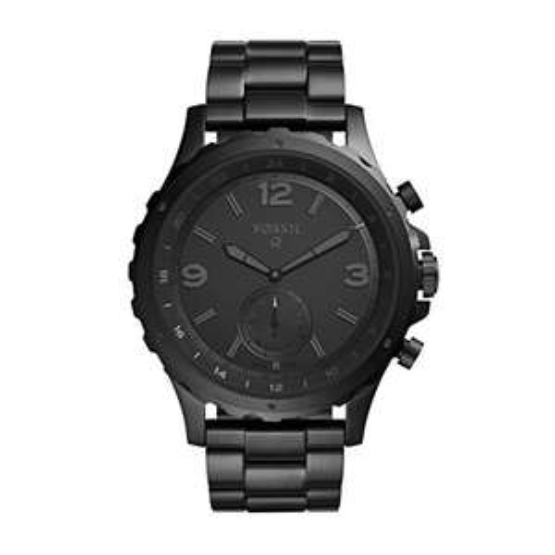 """Fossil FTW1115 Q Nate """"Hybride Smartwatch"""" Amazon.de"""