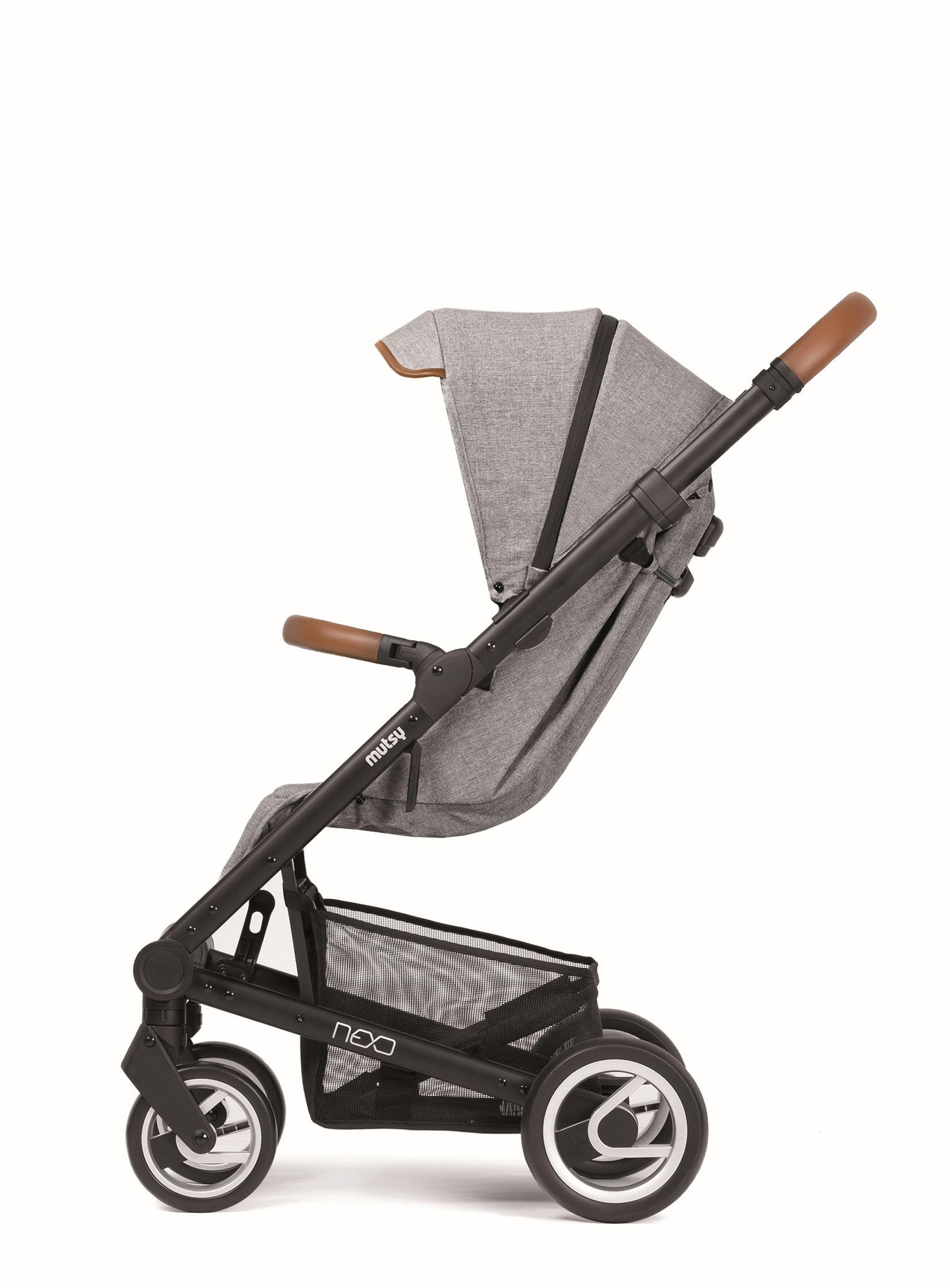 Prijsfout: Mutsy Nexo buggy melange voor €19,90 en meer @ Kidsworldxxl/Woonboulevard Poortvliet
