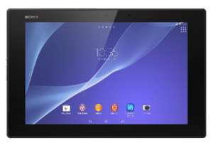 Sony Xperia Z2 (32GB) tablet voor € 449 na cashback @ Saturn