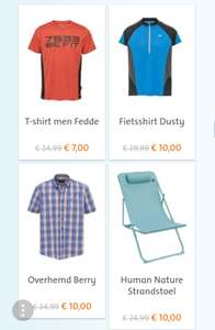Sale in ANWB Outlet