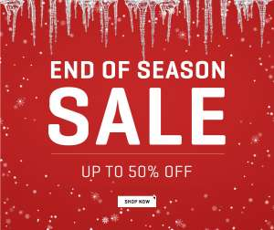 End of the season sale bij PUMA