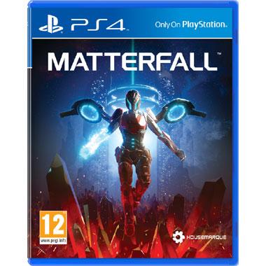 PS4 Matterfall voor een tientje @ Bart Smit