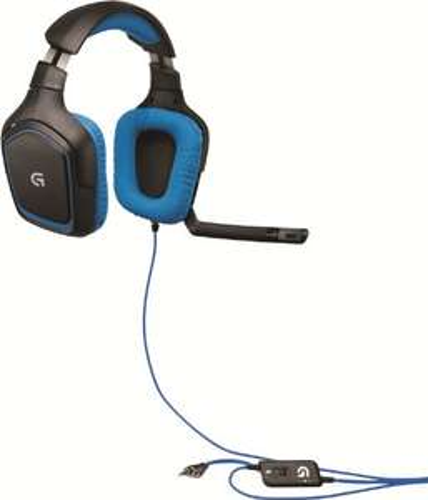 Logitech G430 gaming headset [Amazon.de]