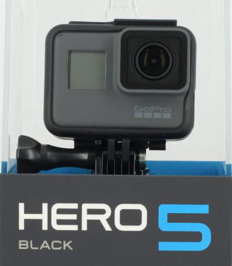 GoPro Hero Black 5 4K Ultra HD op eBay